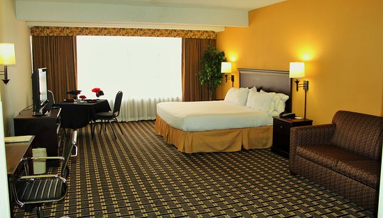 Lexington, SC: Relax & enjoy our clean, comfortable hotel with spacious King bed