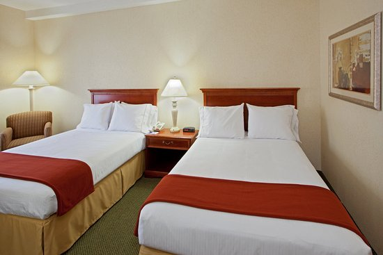 Mechanicsville, Βιρτζίνια: Double beds, FREE full Hot Breakfast with every room!