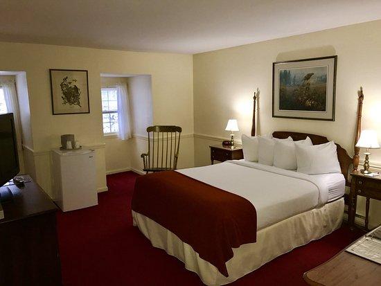 Northampton, ماساتشوستس: One Queen Bed