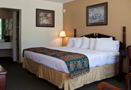 Thibodaux, LA: King Room Picture