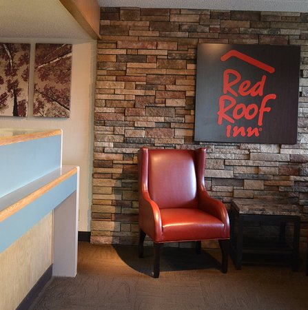 Red Roof Inn Benton Harbor St. Joseph: Lobby