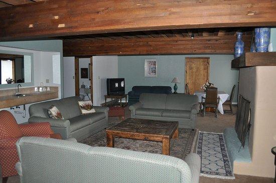 Walsenburg, Kolorado: Presidential Suite Room