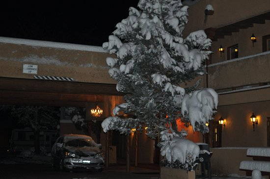 Walsenburg, Kolorado: Winter at Rio Cucharas Inn