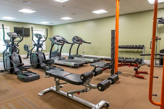 Bedford, Nueva Hampshire: Fitness Center