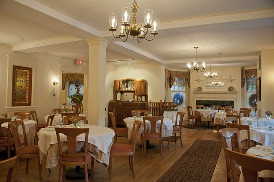 Jackson, NH: Wentworth - Dining Room