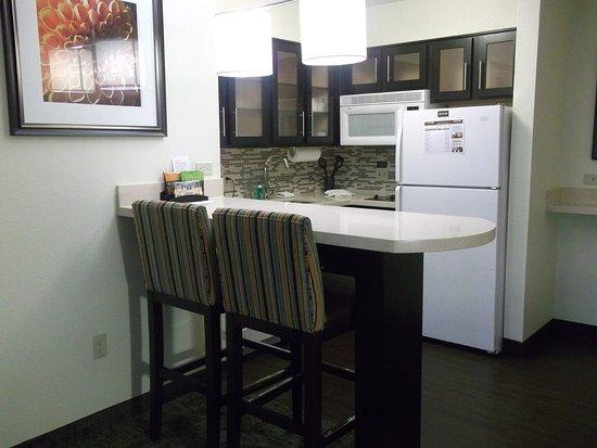 Staybridge Suites San Diego Rancho Bernardo Area 1 Bedroom Suites Kitchen Two  Bedroom Suites Kitchen.