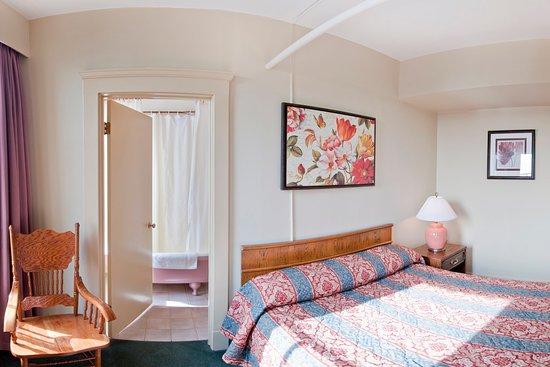 Patricia Hotel: Standard Plus Room - Deluxe Queen