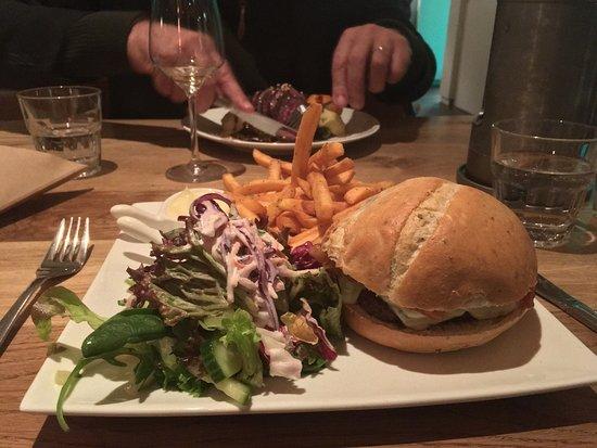 Best burger in town picture of eetkamer van zanten amersfoort