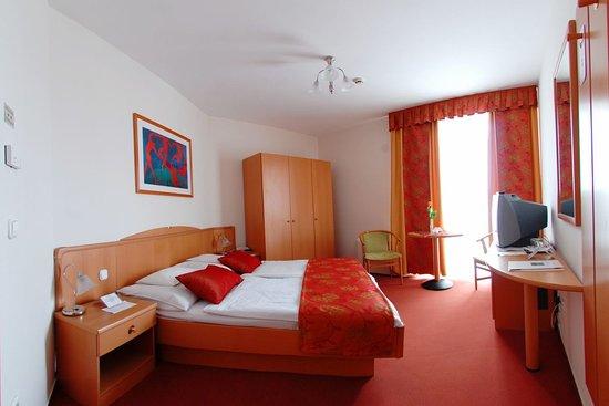 Gyor, Hongrie : superior room