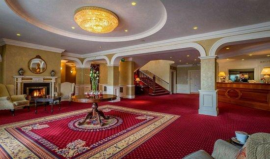 Glen Of The Downs, Irland: Lobby