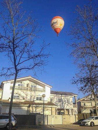Cardedeu, Spain: полет