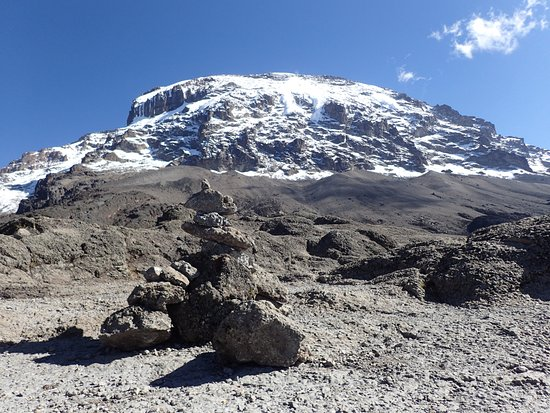 Redmond, واشنطن: Mount Kilimanjaro