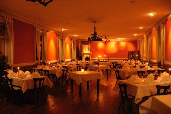 Restaurant Hirsch: Unser Saal