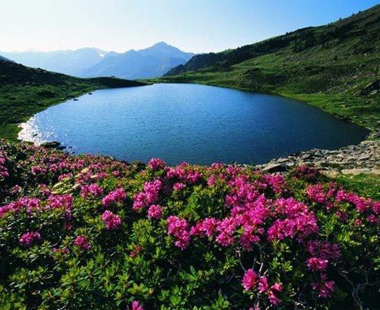 Ordino, Andorra: Estany de l'Estanyó