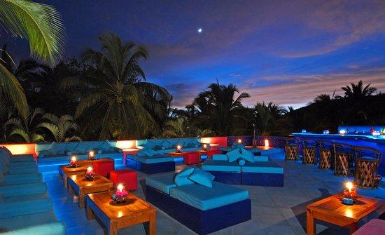 Quemaro, Mexiko: Bar Estrella Azul