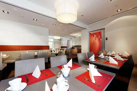 Hotel Königstein: Breakfast room