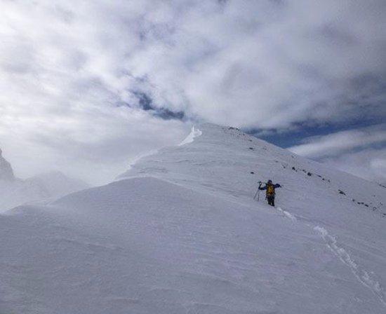 Encamp, Andorra: Freeride Pic Blanc d'Envalira