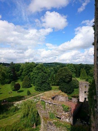 County Cork, Irlanda: Depuis le sommet du château