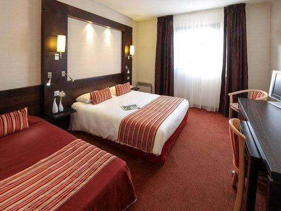 Niort, Frankrijk: Guest Room