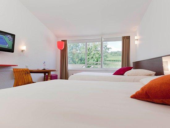 Saint-Albain, France: Guest Room