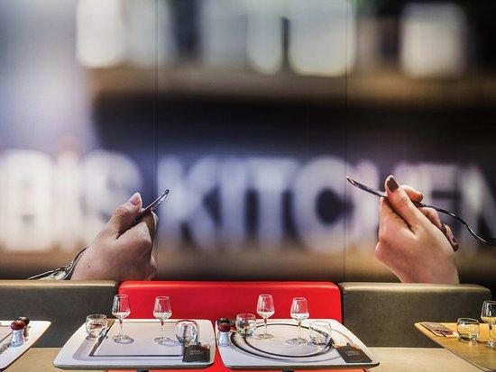 Niort, Francia: Restaurant
