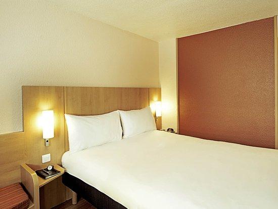Saintes, Prancis: Guest Room