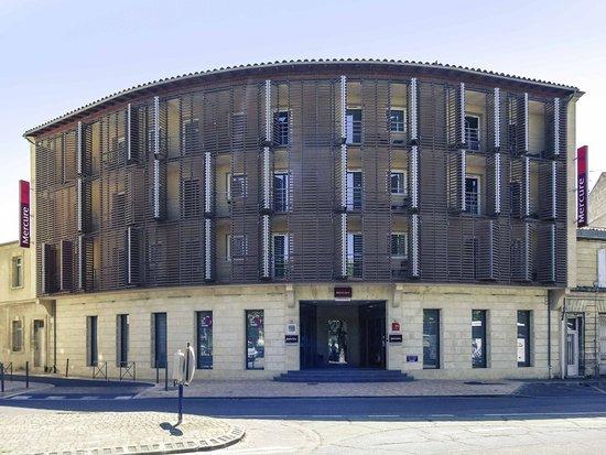 호텔 메르쿠르 리본 생테밀리옹