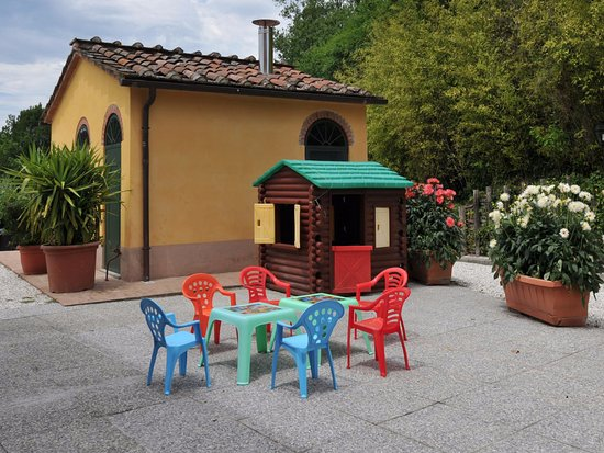 Capannori, Italy: Wendy House