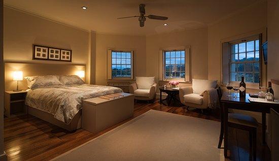 New Norfolk, Australia: Tower bedroom