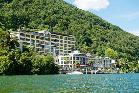 瑞士盧加諾鑽石酒店
