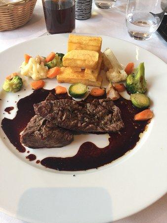 Petange, Luxembourg: Je recommande vivement menu du jour pour nous accueil très chaleureux repas extra pour un petit