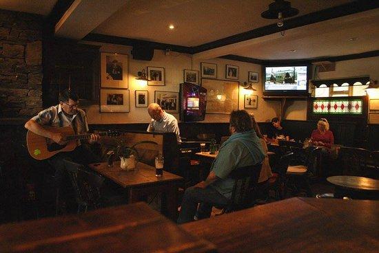 Leenane, Irlanda: Cozy!!