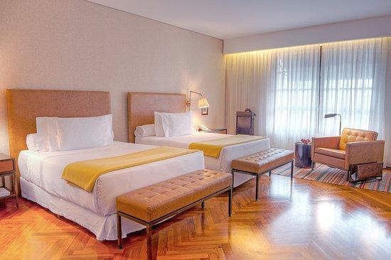 Hotel Fasano Sao Paulo: Twin Deluxe Room