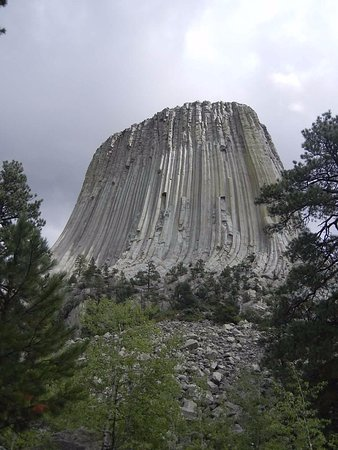 Devils Tower, WY: Devil's Tower, Wyoming