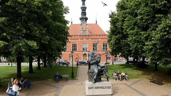 Baltic Sea Culture Centre / The Old Town Hall