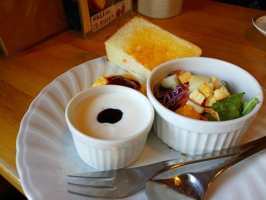 Kasugai, Japón: あさぎのモーニングサービス
