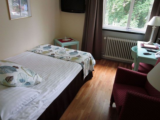 Simrishamn, Sweden: Standard Single room
