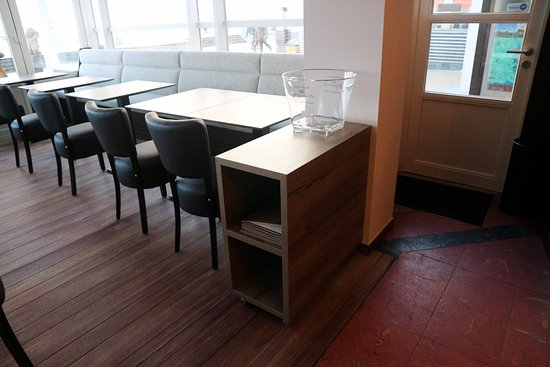 Nieuw interieur - Foto van Le Chevalier, Oostende - TripAdvisor