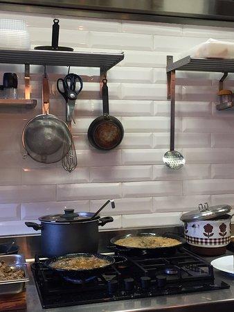 Restaurante l 39 antic de la pla a en sant cugat del vall s con cocina tapas - Cocinas sant cugat ...