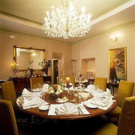 Grotthuss Hotel: Restaurant