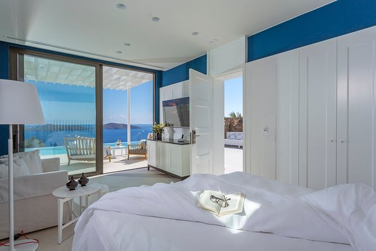 Elounda Gulf Villas & Suites : Massage Suite With Private Pool