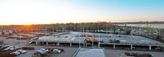 Van der valk Vianen - Parking place