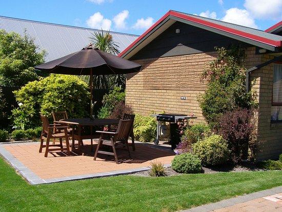 Greymouth, New Zealand: BBQ