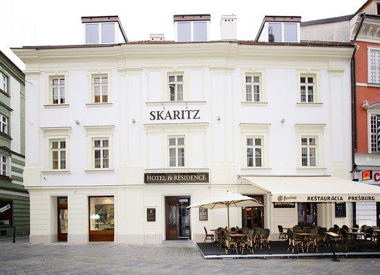 Skaritz Hotel & Residence: Exterior