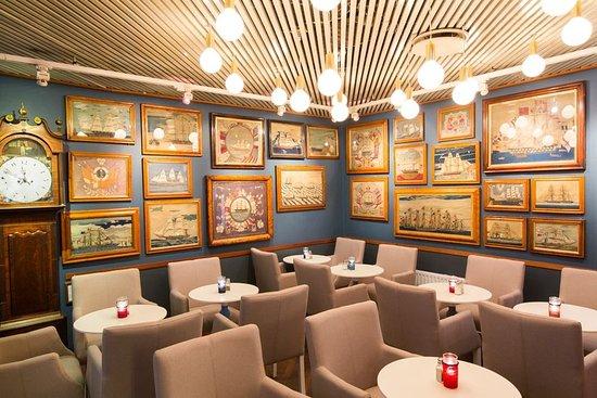 Lord Nelson Hotel: Restaurant