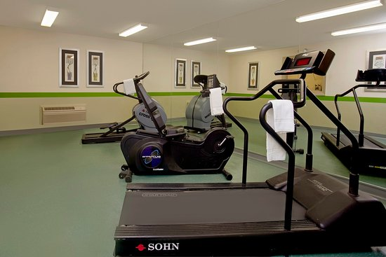 Extended Stay America - Corpus Christi - Staples: On-Site Fitness Facility