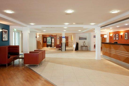 Minster, UK: Hotel Lobby