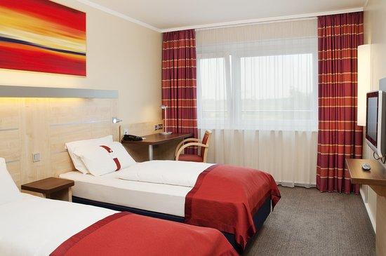Leinfelden-Echterdingen, Niemcy: Double Bed Guest Room