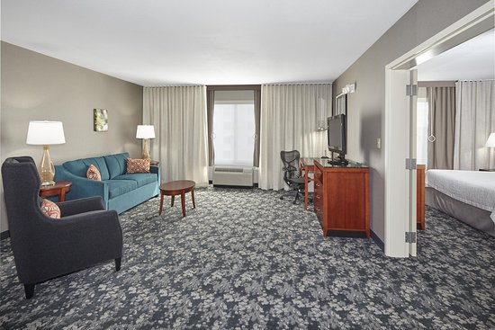 Schaumburg, IL: King Suite