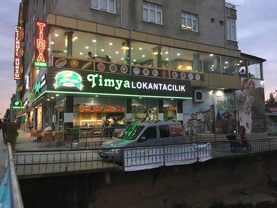 Ardesen, Turkey: Timya Lokantası